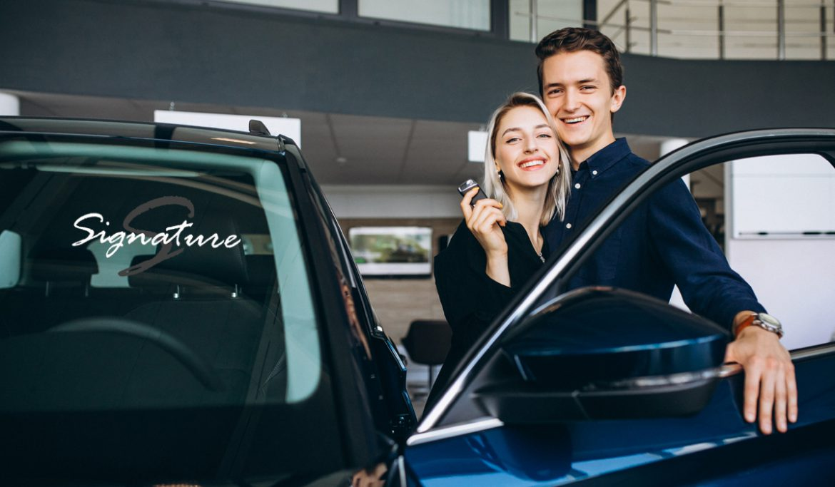 auto sales and leasing